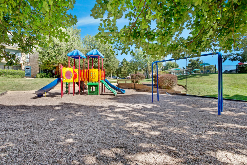 Playground at The Gateway in Gaithersburg, Maryland
