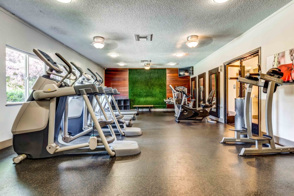 Fitness Center at Waterstone Fremont in Fremont, California