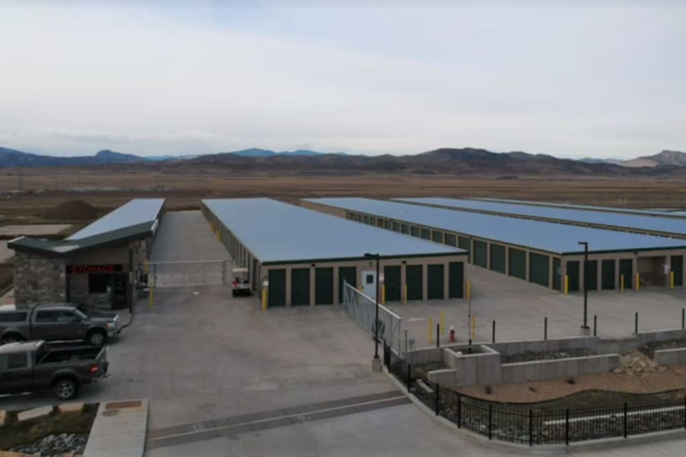 Storage Units at Summit Self Storage - Loveland in Loveland, Colorado