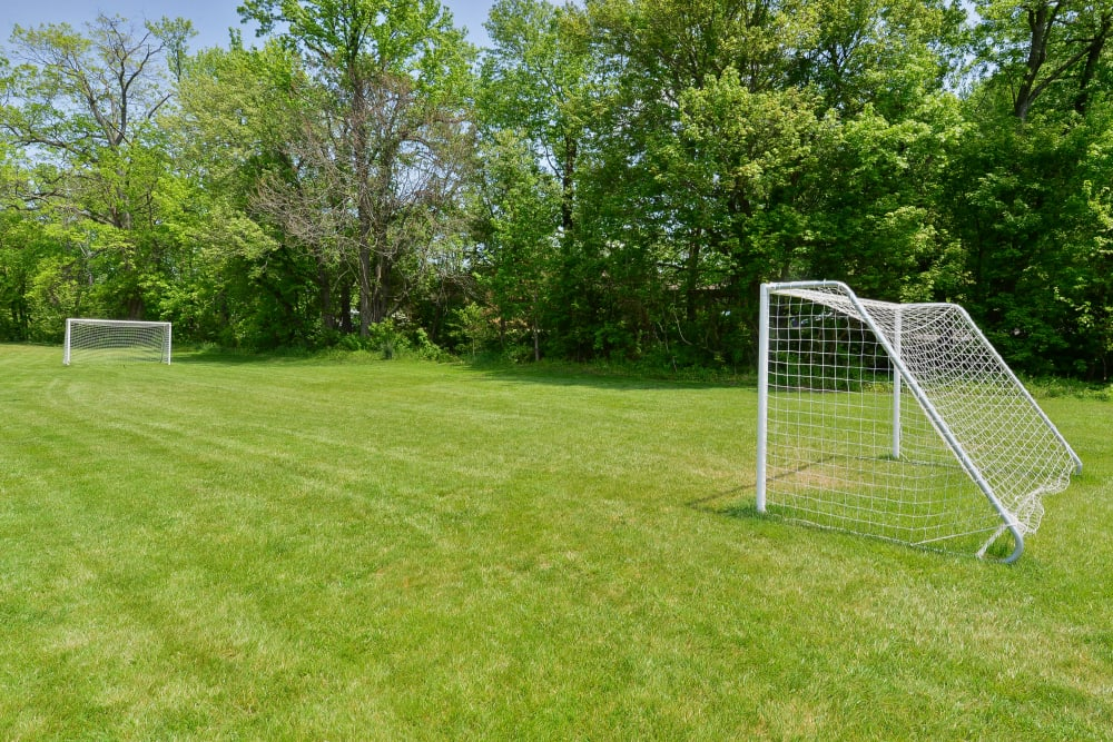 Our Apartments in Levittown, Pennsylvania offer a soccer field