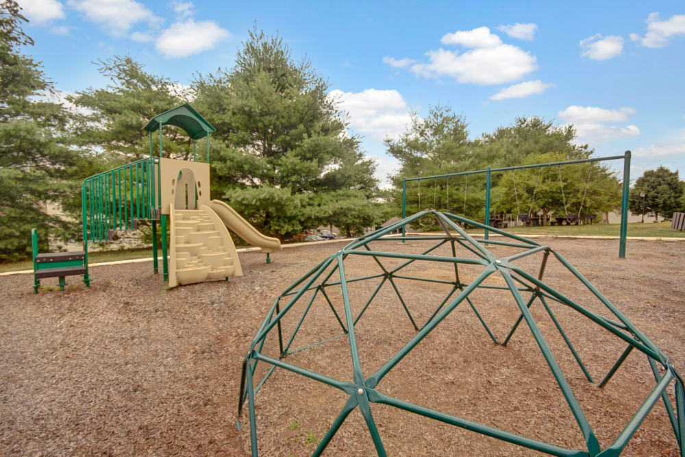 Playground at Exton Crossing in Exton, Pennsylvania
