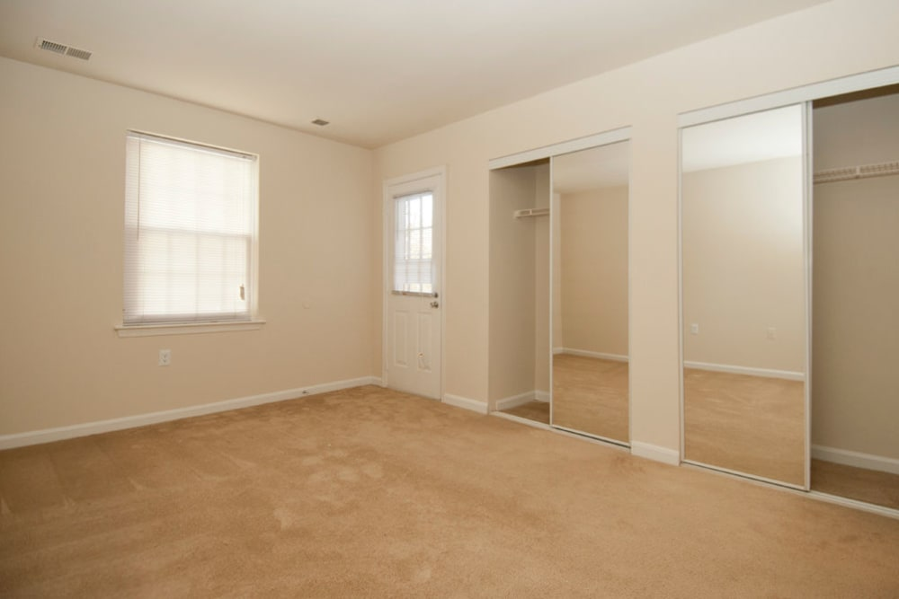 Bedroom at Brookside View in Gaithersburg, Maryland