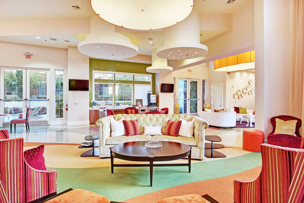 Clubhouse at Miro at the Parc in Henderson, Nevada