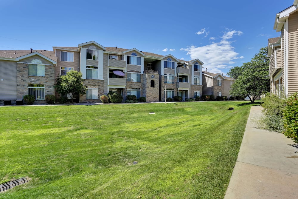 Exterior of Pavilions at Silver Sage in Fort Collins, Colorado
