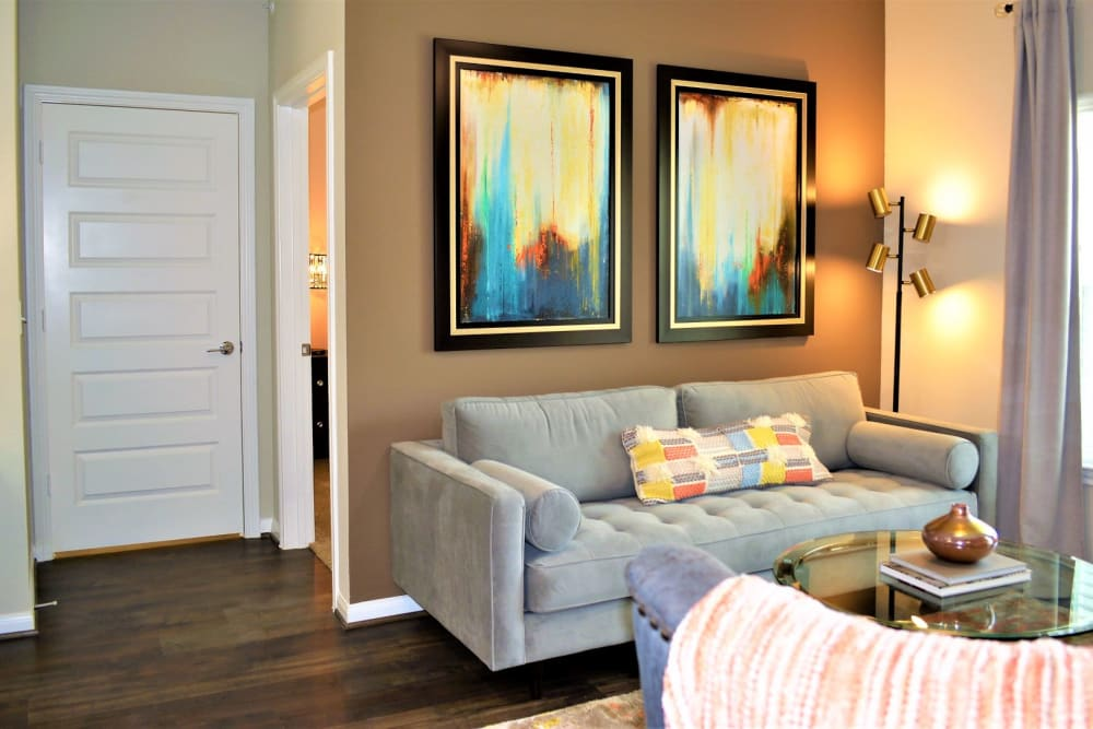 Our Apartments in San Antonio, Texas offer a Living Room