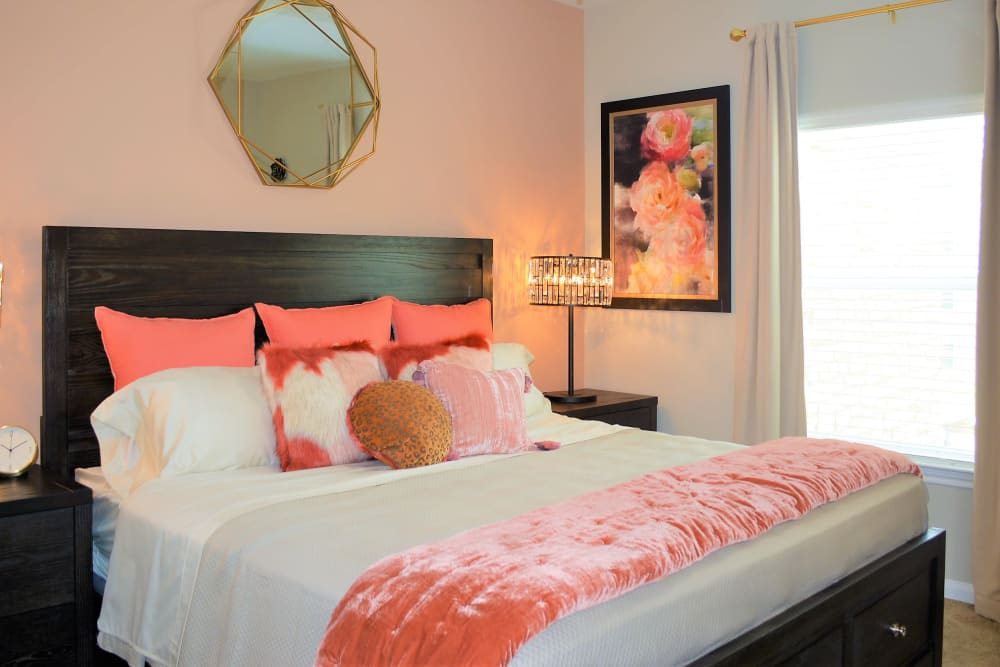 Our Apartments in San Antonio, Texas offer a Bedroom