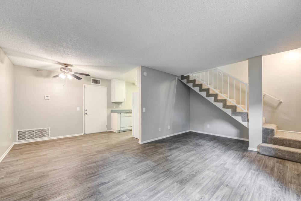 Interior of unit at Sienna Heights Apartment Homes