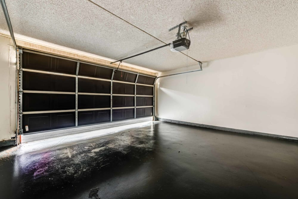 Garage at Sienna Heights Apartment Homes