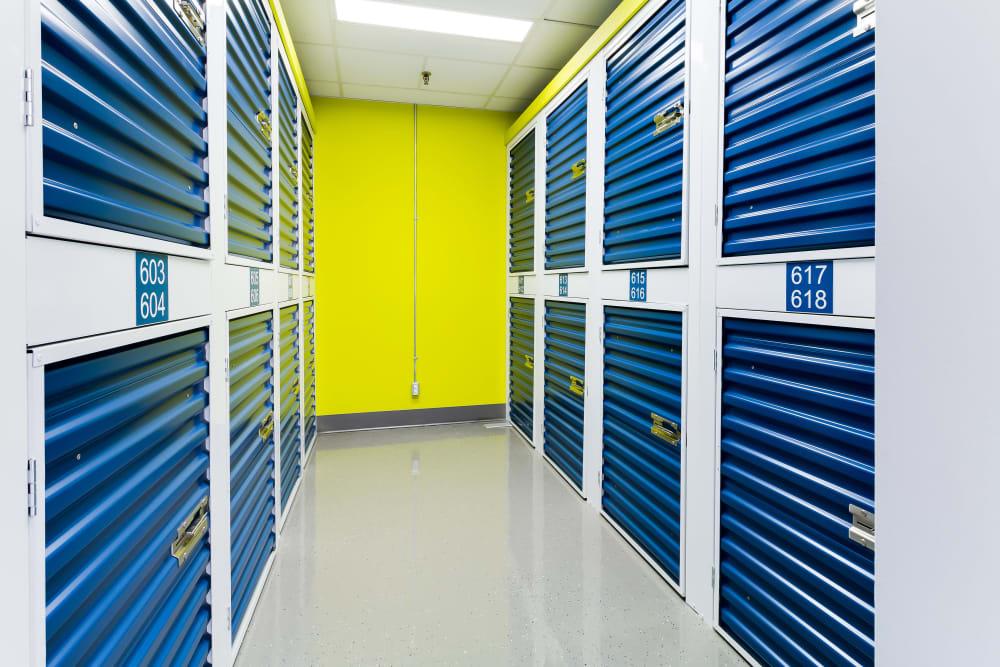 Exterior view at CityBox Storage in Calgary, Alberta