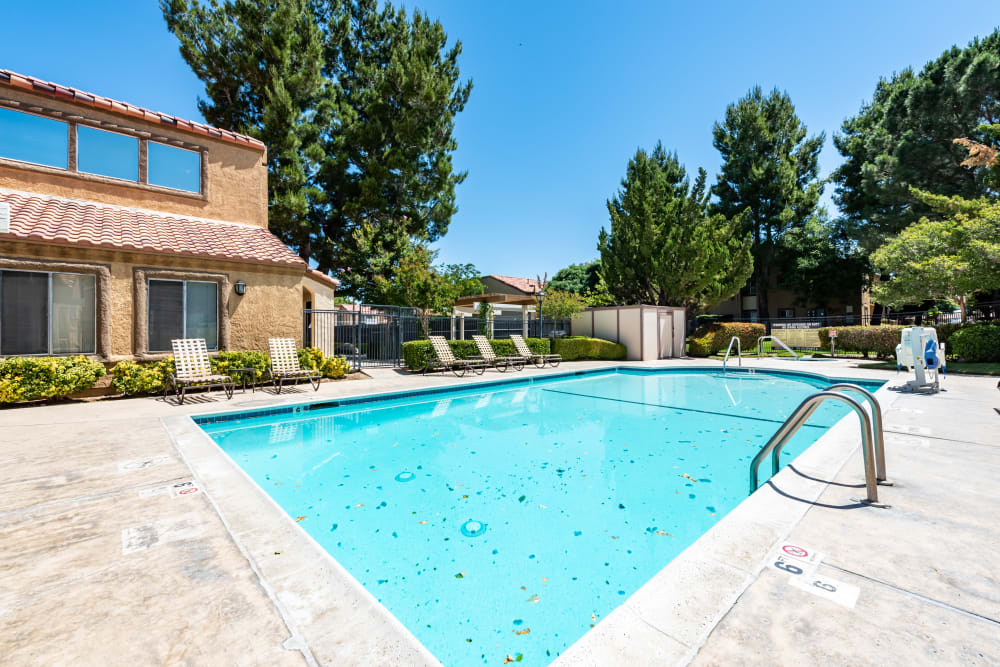 Our Apartments in Lancaster, California offer a Swimming Pool
