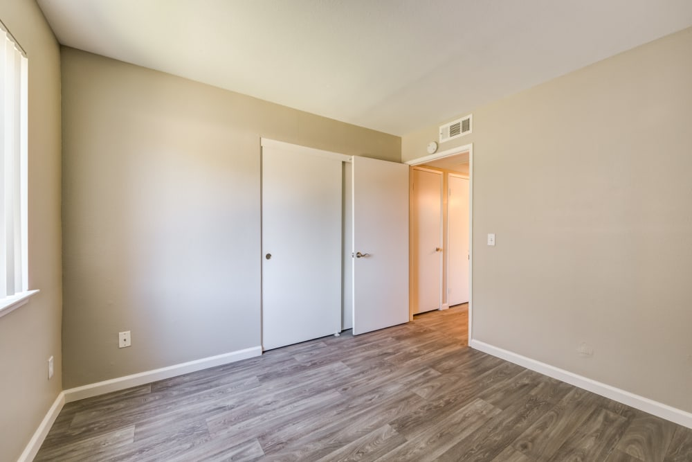 Granada Villas Apartment Homes offers a Bedroom in Lancaster, California