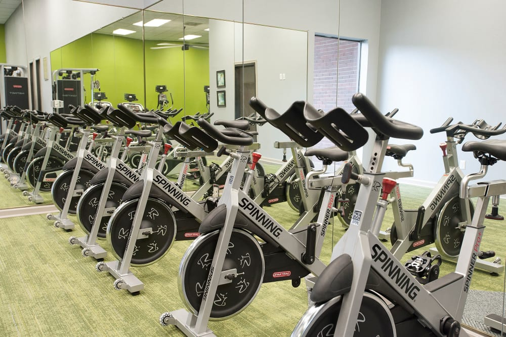 Spin cycles at Deer Valley Apartment Homes in Roseville, California