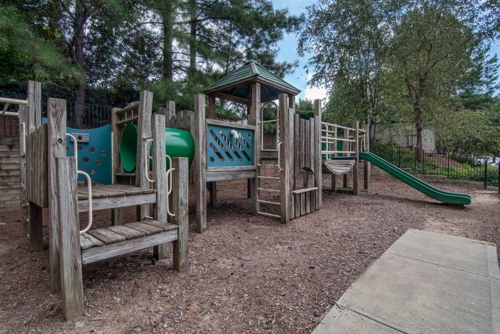Onsite children's playground at Bellingham Apartment Homes in Marietta, Georgia
