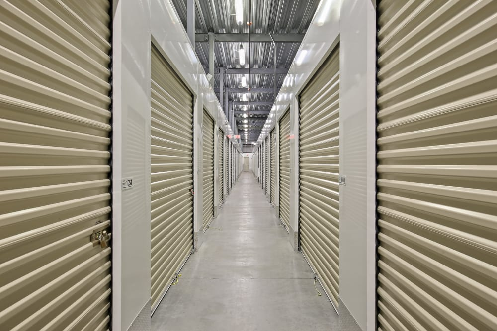 Climate-controlled storage units in Orlando, Florida at My Neighborhood Storage Center