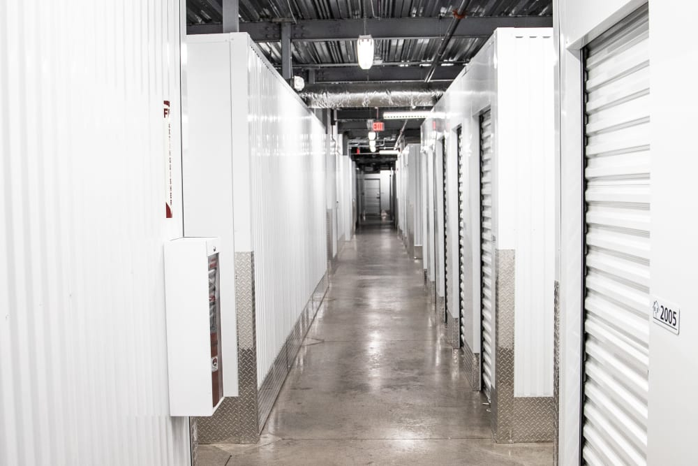 Climate-controlled storage options at My Neighborhood Storage Center in Orlando, Florida