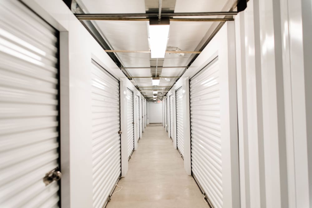 A variety of climate-controlled storage options at Statesville Mini Storage in Statesville, North Carolina