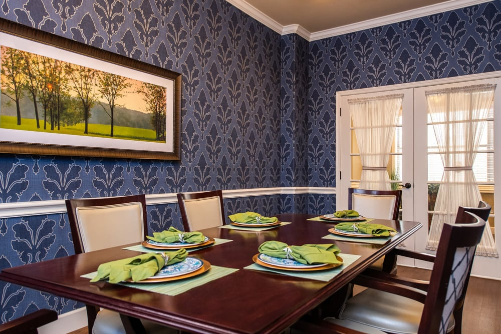 Private Dining at Willow Creek Memory Care at Lee's Summit