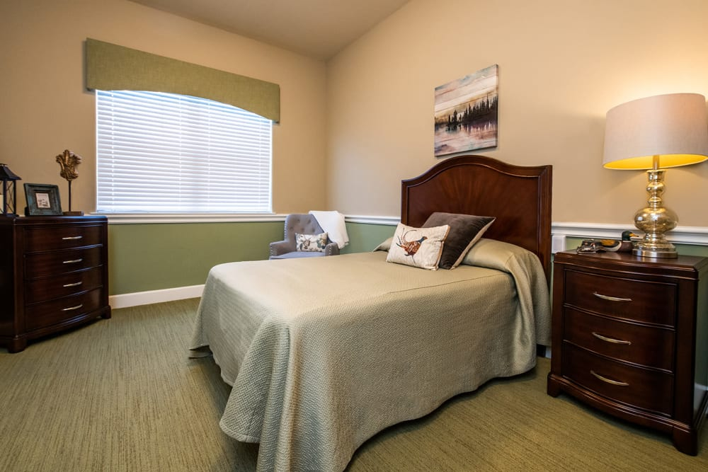 Private Apartment at Willow Creek Memory Care at Lee's Summit