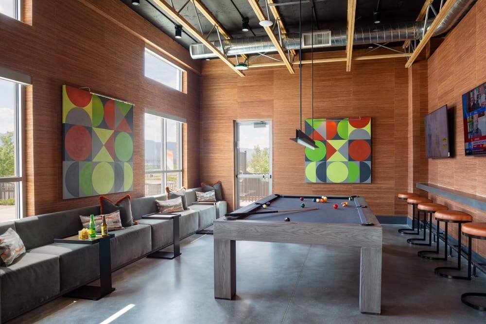 Billiards at FalconView
