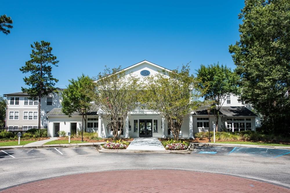 Community Entry at Ingleside Apartments in North Charleston, South Carolina