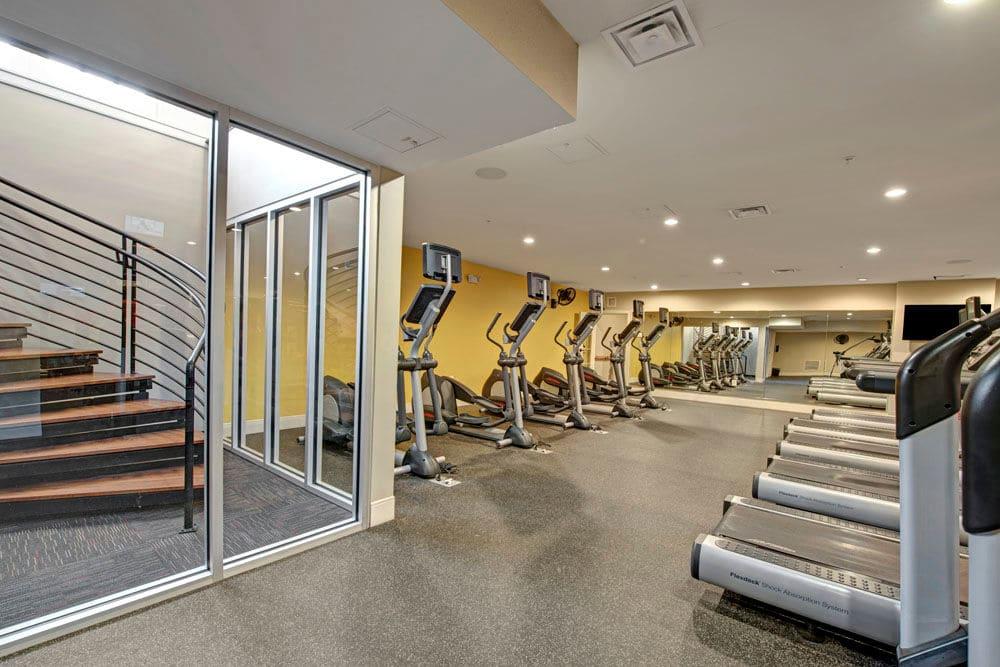 Fitness Center at Dulles Greene in Herndon, Virginia