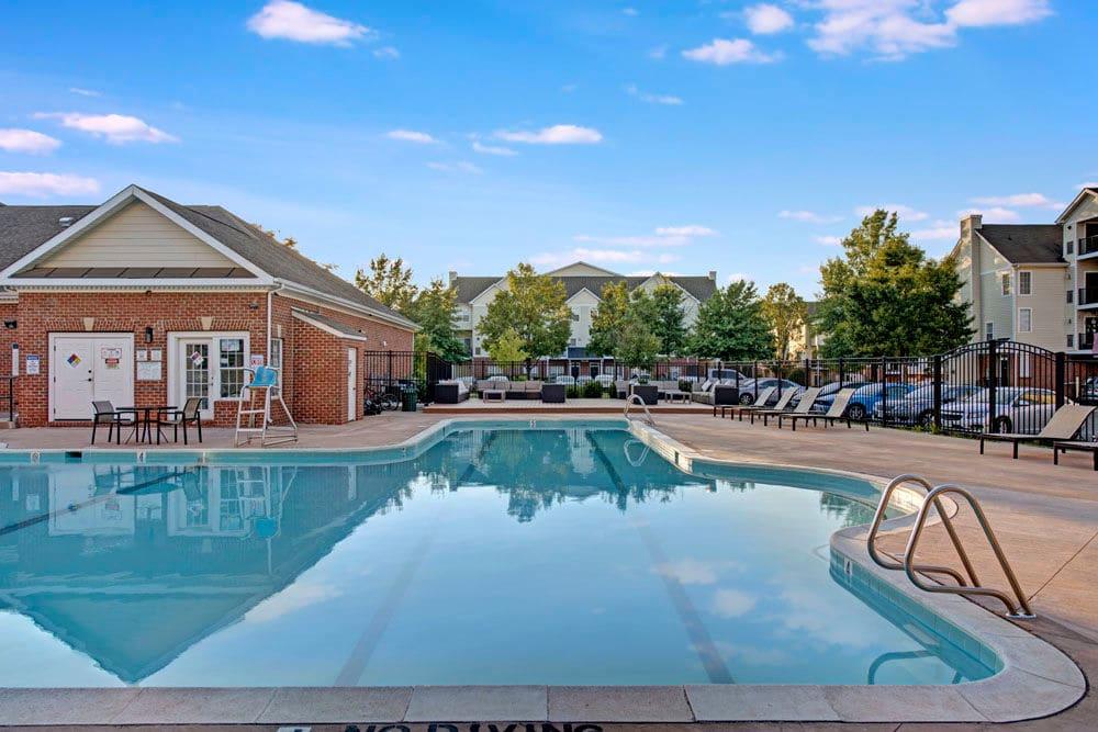 Swimming Pool at Dulles Greene in Herndon, Virginia