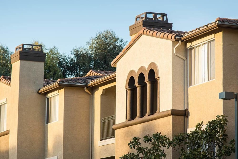 Exterior of Alize at Aliso Viejo Apartment Homes in Aliso Viejo, California