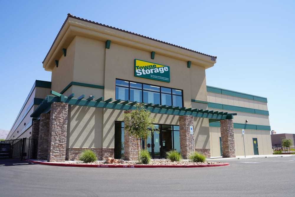 Office building at Towne Storage in North Las Vegas, Nevada