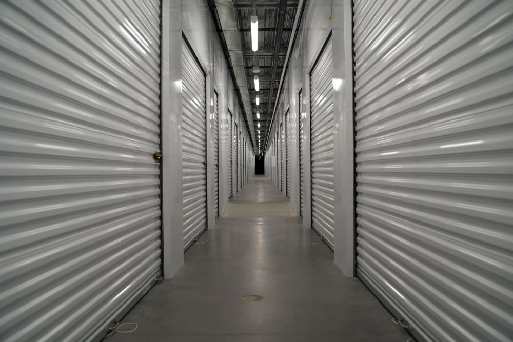 Interior units at Towne Storage in North Las Vegas, Nevada