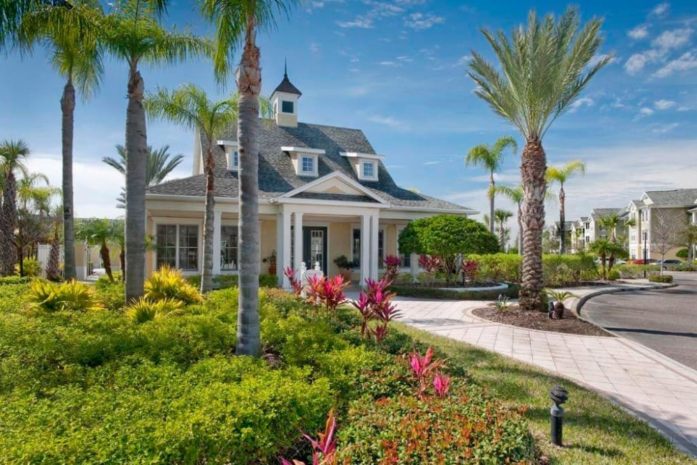 Clubhouse at Abaco Key in Orlando, Florida