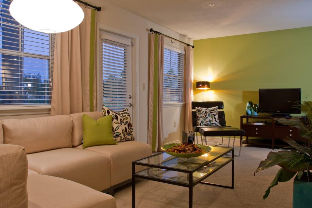 Living Room at Abaco Key in Orlando, Florida