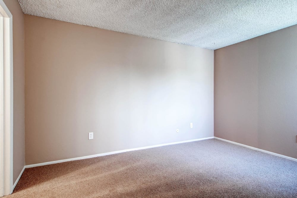 Spacious room in an apartment at Arvada Village Apartment Homes in Arvada, Colorado