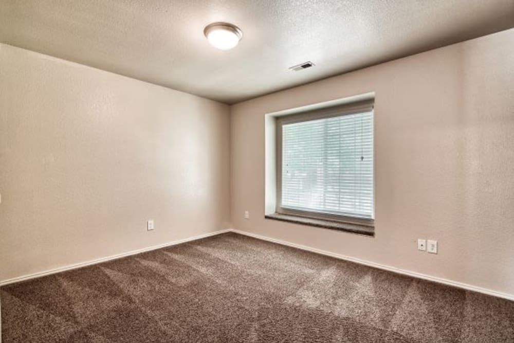 Bedroom at Apartments in Bountiful, UT
