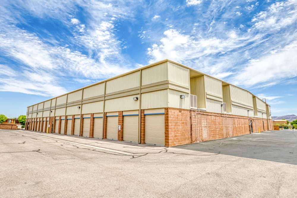 Exterior units at Golden State Storage - Horizon Ridge in Henderson, Nevada