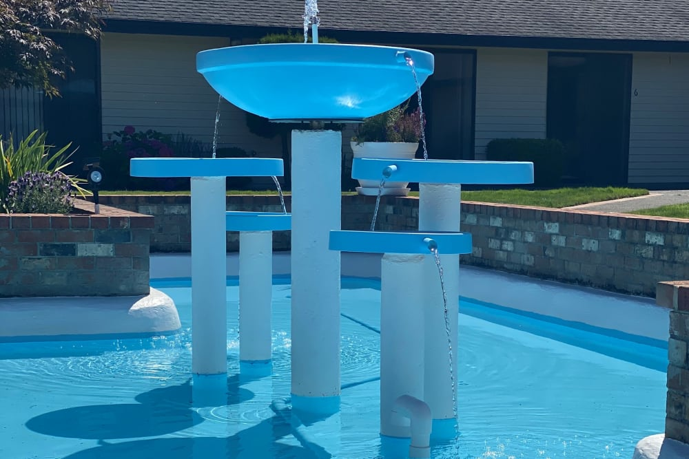 Fountain at Logan Creek Retirement Community