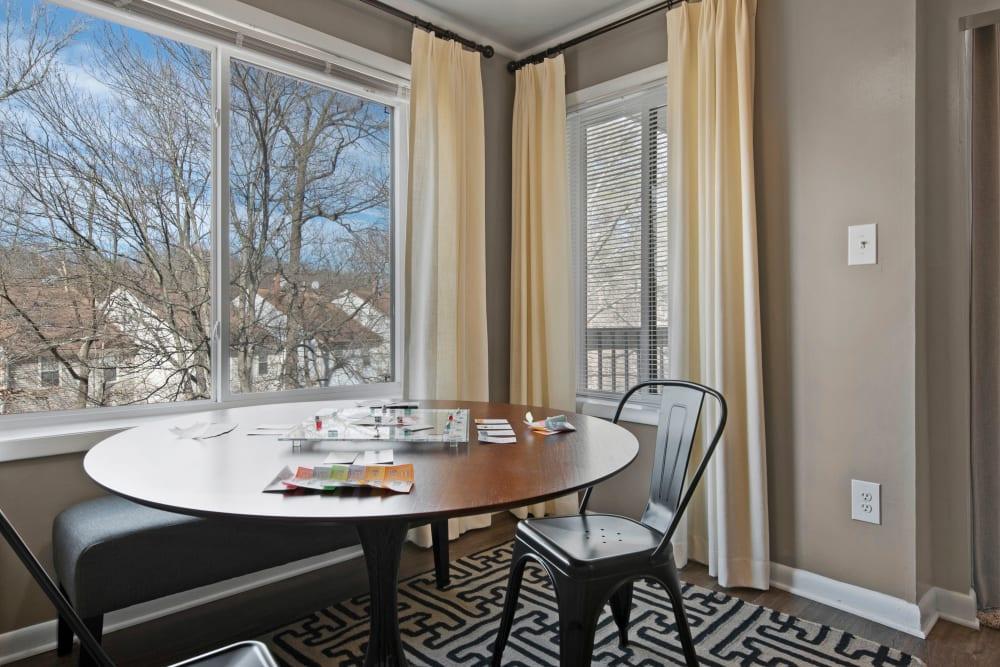 Dining room at West Springfield Terrace Springfield, VA