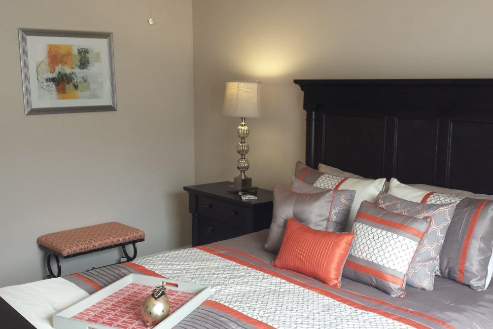 Bedroom at Walden Pond Houston, TX