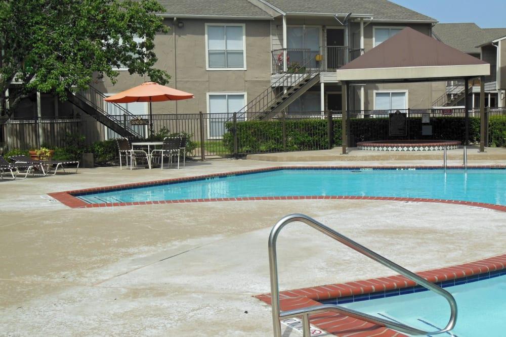 Pool at Walden Pond Houston, TX
