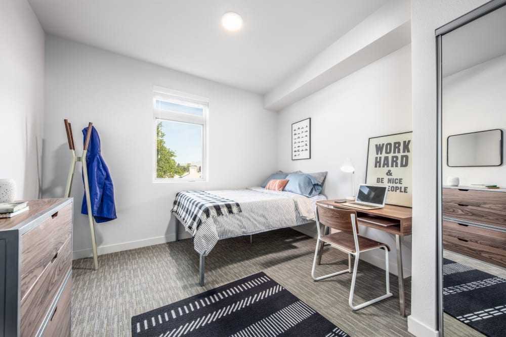 Spacious bedroom at IDENTITY Boise in Boise, Idaho