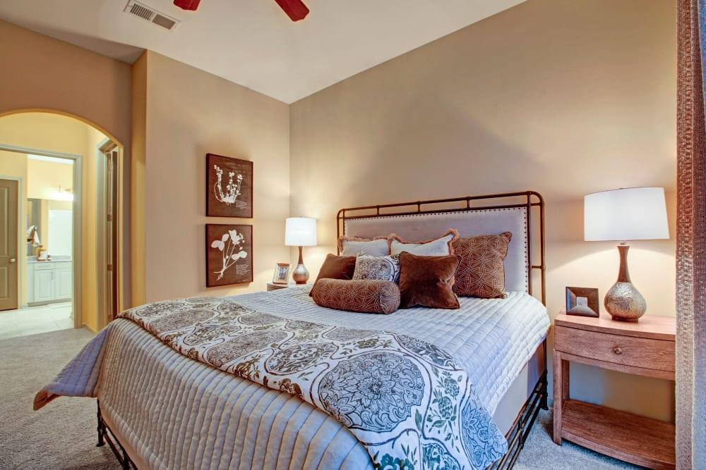Bedroom at Mark at West Midtown in Atlanta, GA