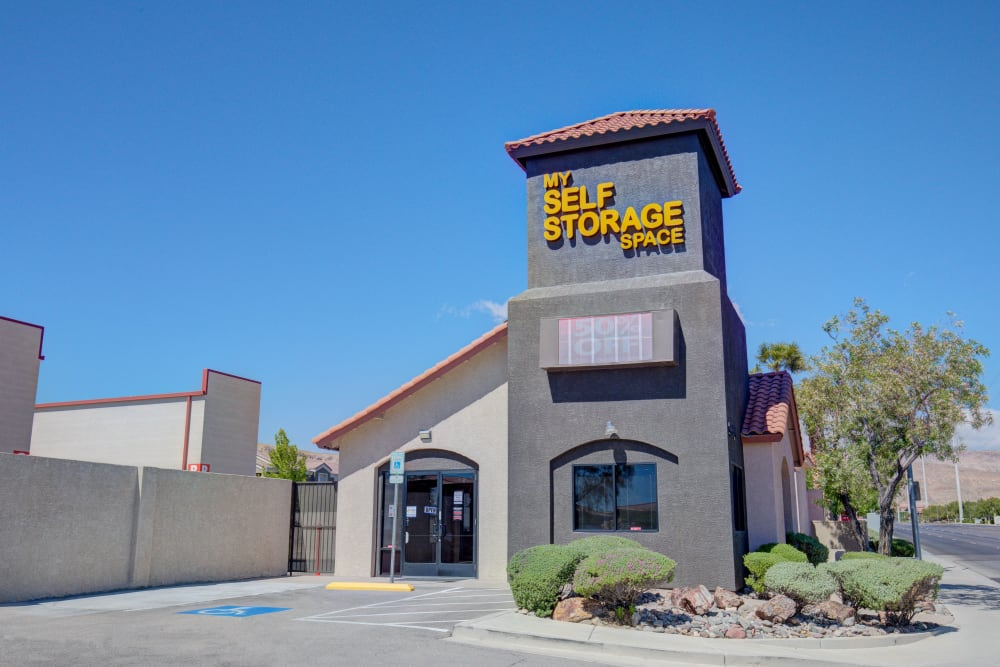Storage Facility Office in Spring Valley NV