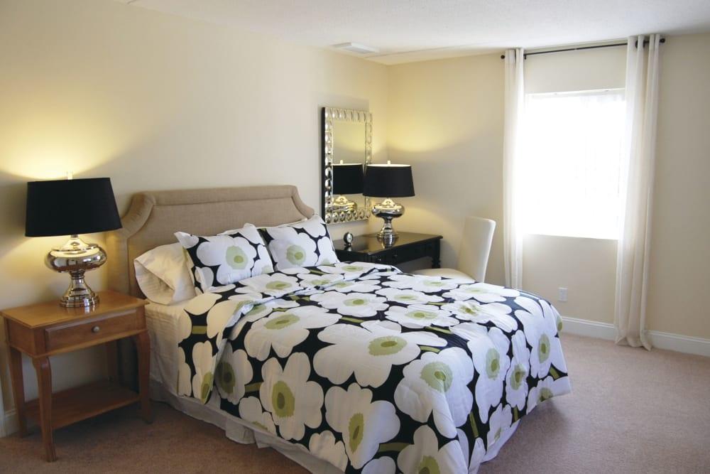 Bedroom at The Heights At Marlborough in Marlborough, Massachusetts