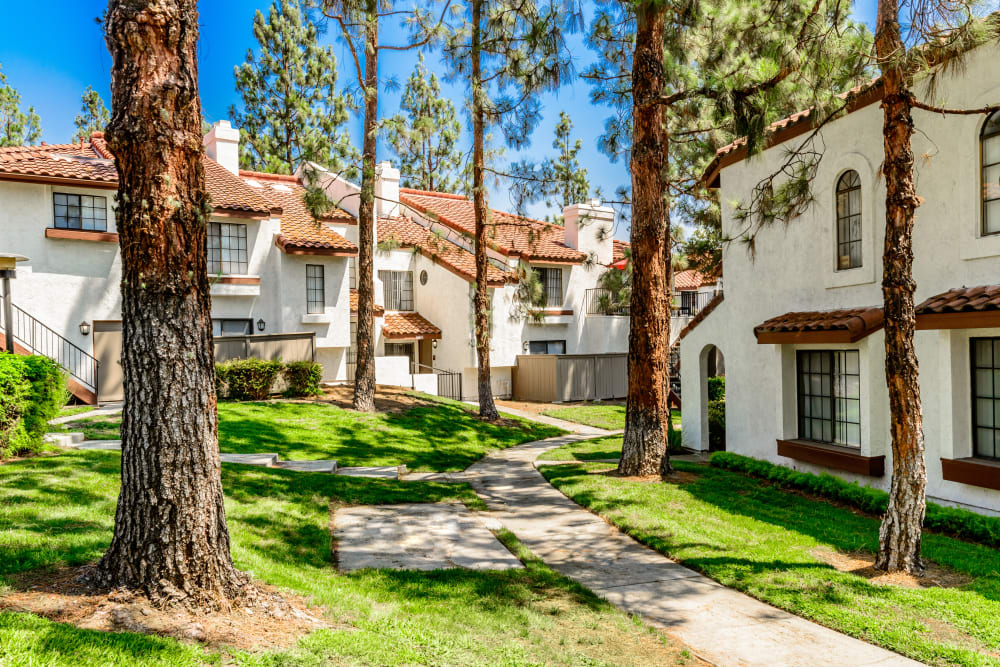 Beautiful modern exterior of Sonora at Alta Loma in Alta Loma, California
