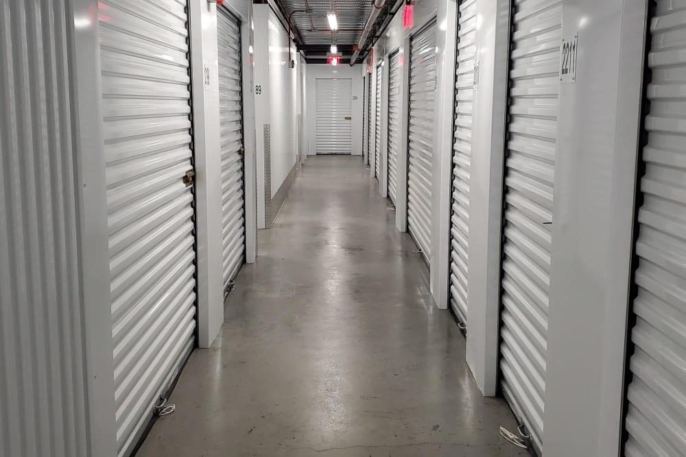 Interior Storage at Monster Self Storage