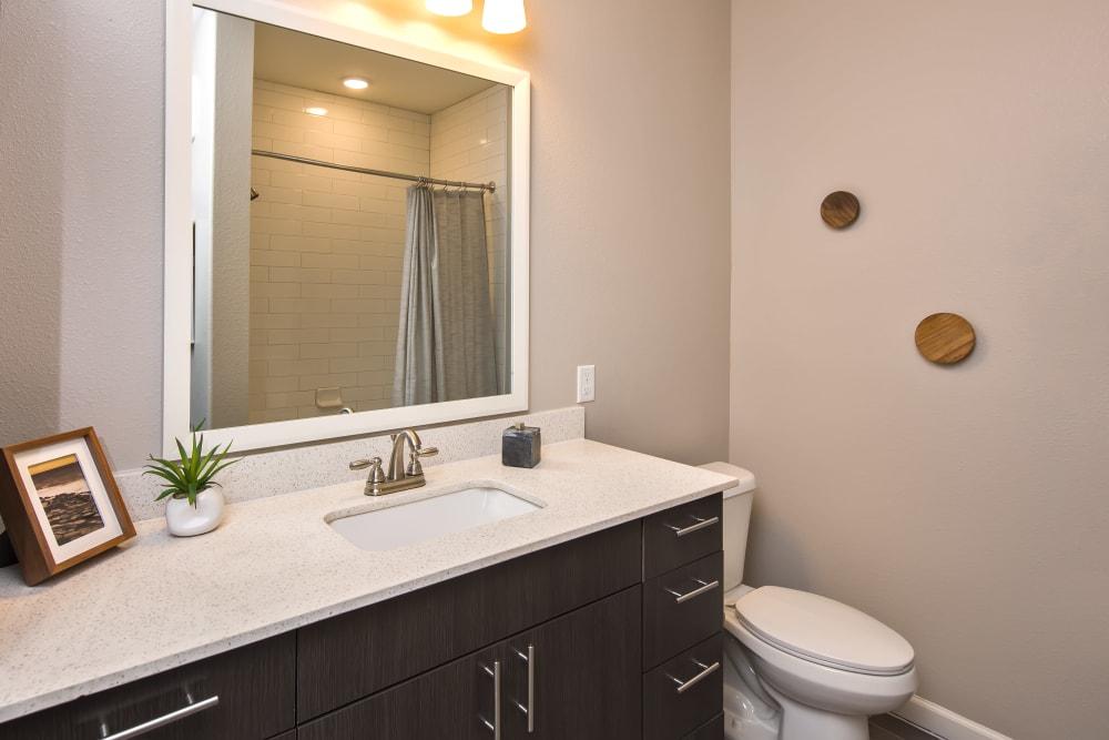 Bathroom at Linden Audubon Park in Orlando, Florida