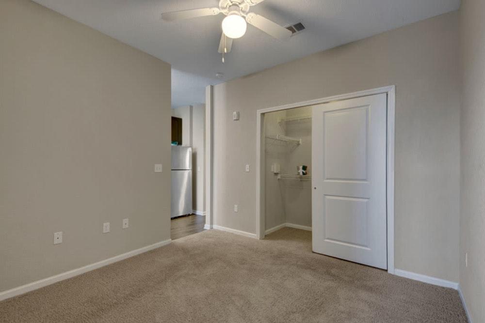 Bedroom at Linden on the GreeneWay in Orlando, Florida