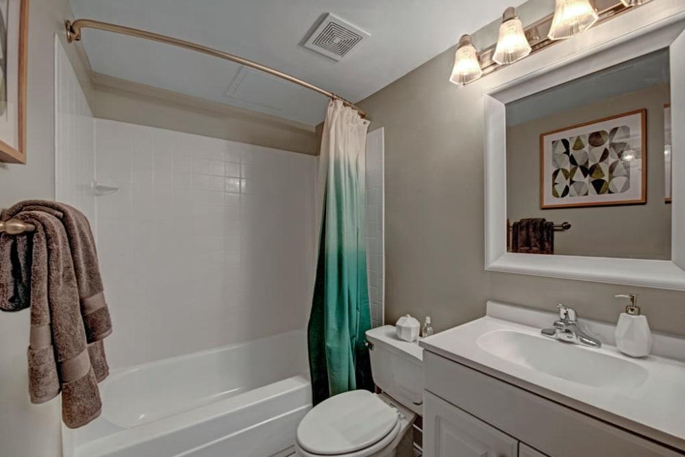 Bathroom at Howard Crossing in Ellicott City, Maryland