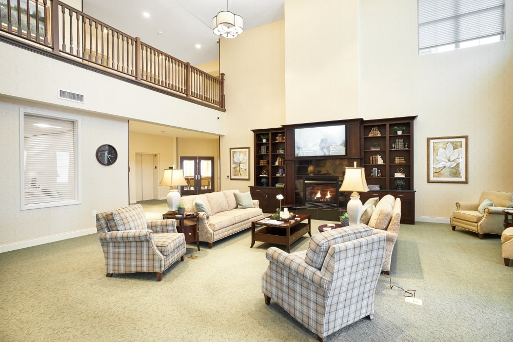 Main Lobby at Legacy Living Florence in Florence, Kentucky