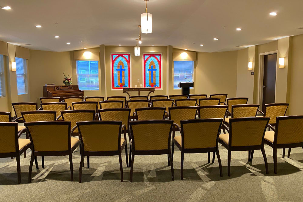 Chapel at Legacy Living Florence in Florence, Kentucky