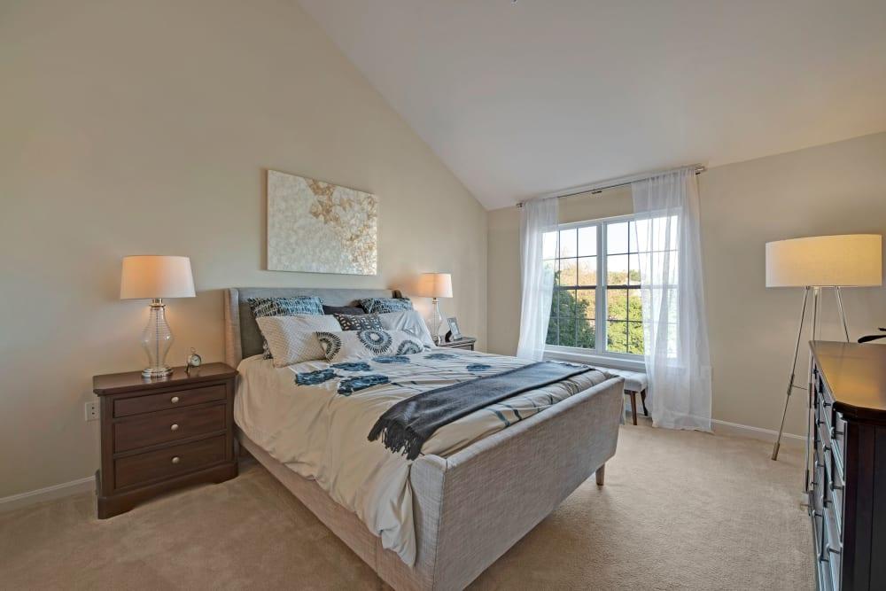 Bedroom at Dulles Greene in Herndon, Virginia